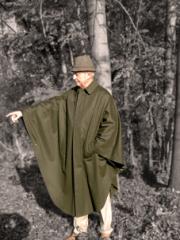 Áo khoác không thấm nước và chống gió