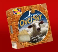 Ovčí sýr uzený