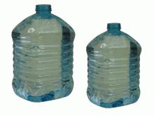 Plastové PET kanystry potraviny nebo drogérii