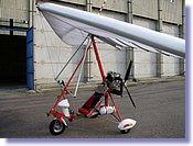 Podvozek pro rogalo ECO 6