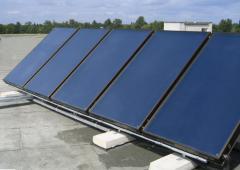 Solární kolektor Suntime 2.1