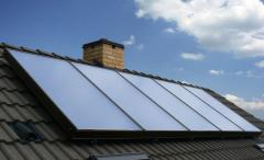 Velkoplošný solární kolektor Suntime 2.5