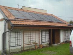 Solárni kolektory