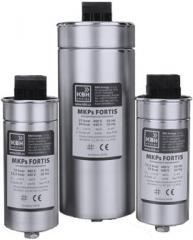 Kompenzační kondenzátory Fortis