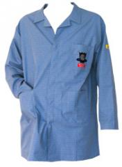 Antistatický ESD plášť
