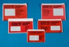 Nalepovací obálky na balíky