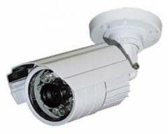 Venkovní barevná kamera s IR LED přisvětlením