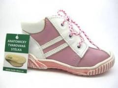 Celoroční dětská obuv