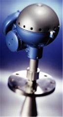 Sensors of continuous level measurement (radar,
