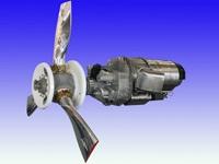 Turbovrtulový motor TP 100