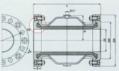 Uzavírací pneumatické ventily