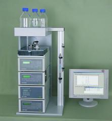 Kapalinový chromatograf