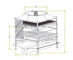 Chladicí věže CTF 5, CTF 10 (mikrochladiče)