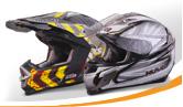 Motocyklové helmy NUVO