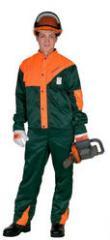 Protipořezový reflexní oblek