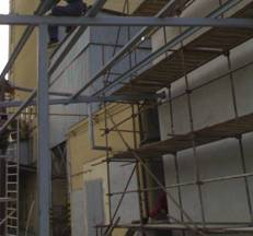 Další svařované a bezpečnostní doplňky staveb