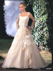 Svatební šaty HS0003