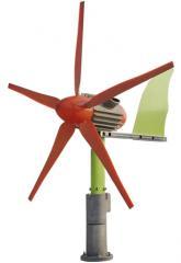Větrná turbína JPT-100