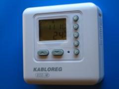 Regulátory teploty Kabloreg ECO-M/z