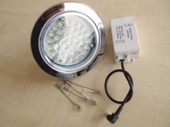Svitidlo LED podhledové SP7052/3W, teplá bílá