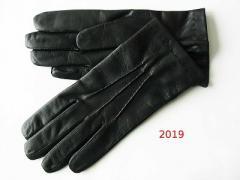 Kožené rukavice 2019