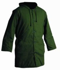 Zateplený pracovní kabát Norma