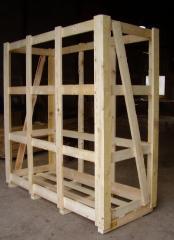 Atypické obaly dřevené