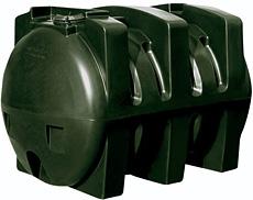 Jednoplášťové nádrže  na topný olej