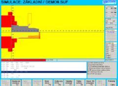 Řídící systémy pro soustružení MIKROPROG S
