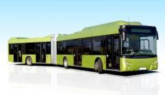Kloubový autobus Tedom C18 G