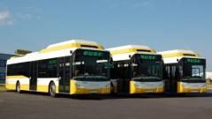 Příměstské autobusy odjely do Znojma