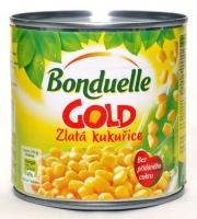 Zlatá kukuřice