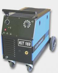 MIG/MAG svařovací stroje KIT 169