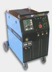 MIG/MAG poloautomat KIT 400W - 500/500W