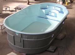 Bazény plastové