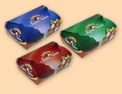 Čokoládové bonbóny plněné lískooříškovým a