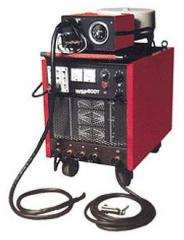 Semiautomatic welding equipment