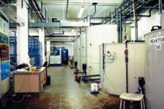 Zařízení pro chemické úpravy povrchu