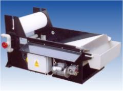 Automatické tkaninové filtry