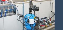 Automatické elektrické samočisticí sítové filtry
