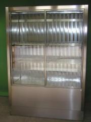 Alberta chladicí skříň
