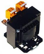 Jednofázové transformátory na DIN lištu (STL)