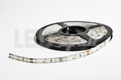 LED pásek Teplá bílá, 60 LED - 4,3W / metr IP54