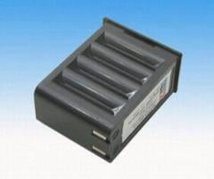 Storage batteries for radio stations