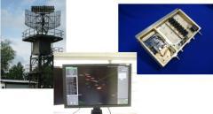 Letištní přehledový radar RL-71SX s dlouhým