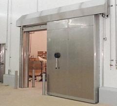 Protipožární izolační dveře - typ Isogate