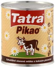 Zahuštěné mléko slazené s kakaem 8%