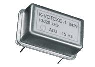 Oscilátory TCXO a VCTCXO