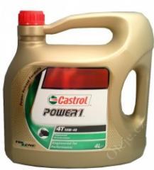 Castrol Power 1 4T 10W/40 (4 l)