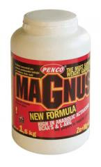 Magnus New Formula